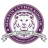 Martin Luther King Jr Tech Academy Logo